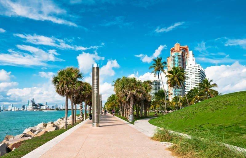 Con Sara a caccia di immobili tra le più belle spiagge della Florida