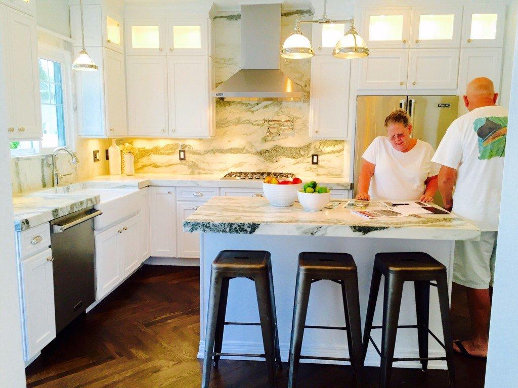 Cucina Villa a Sud di Tampa