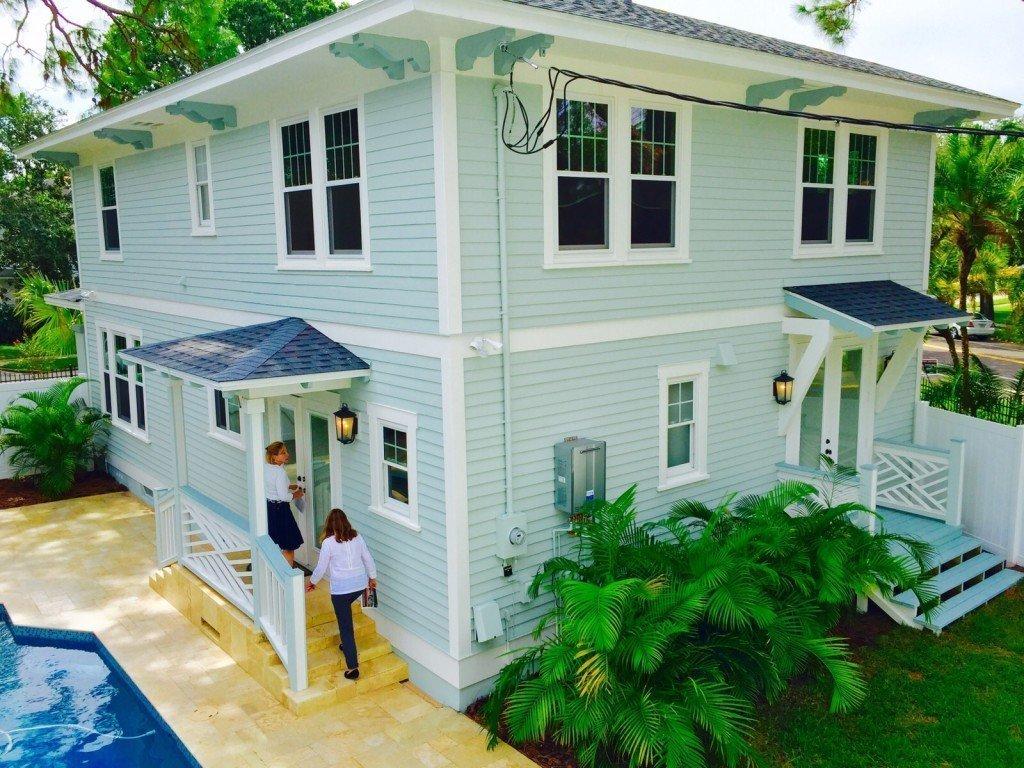 Esterno Villa a Sud di Tampa