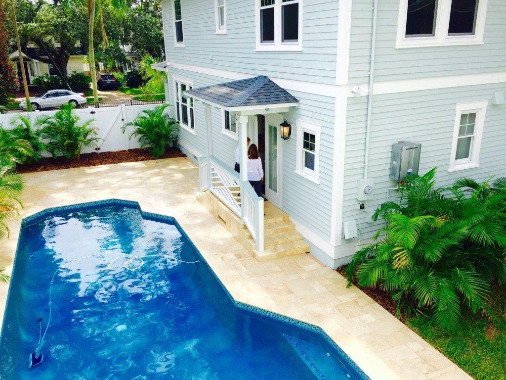 Piscina Villa a Sud di Tampa