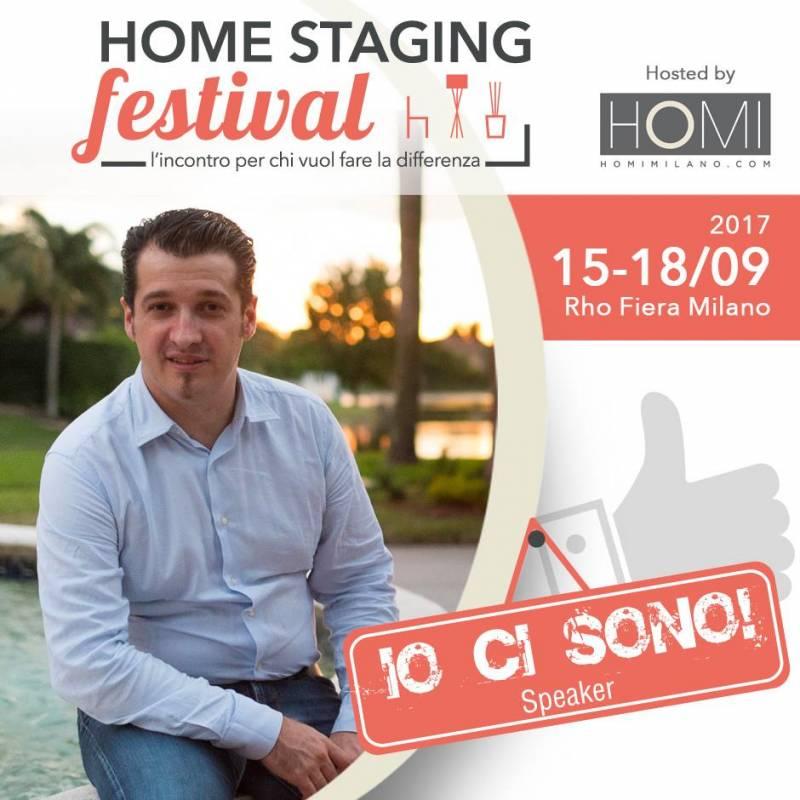 Home Staging Festival, io ci sono. E tu?